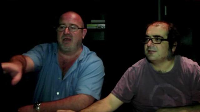 'Lobos de Arga': La postproducción del sonido