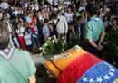 Fotogaleria: Protestas en Venezuela por la muerte de un estudiante
