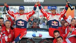 Loeb consigue en Nueva Zelanda su quinta victoria del año