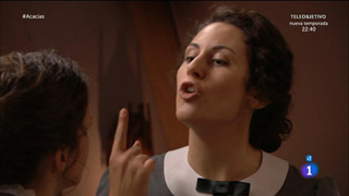 Acacias 38 - Lolita le recrimina a Huertas que haya liado con Don Felipe