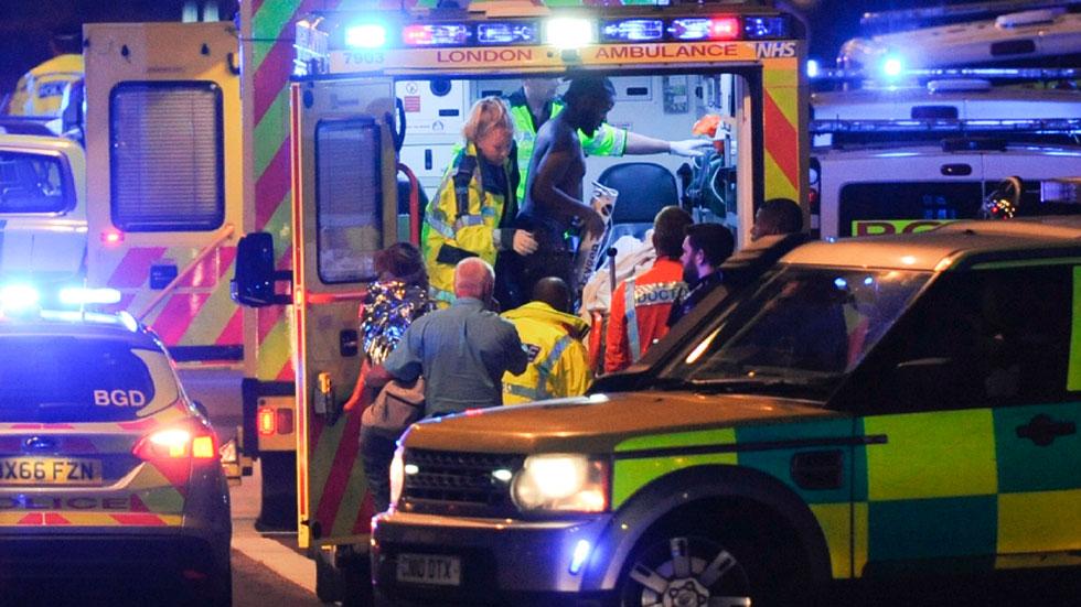 Londres en alerta por dos actos terroristas con al menos un muerto