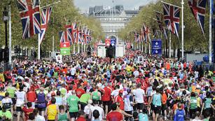 Londres celebra su maratón