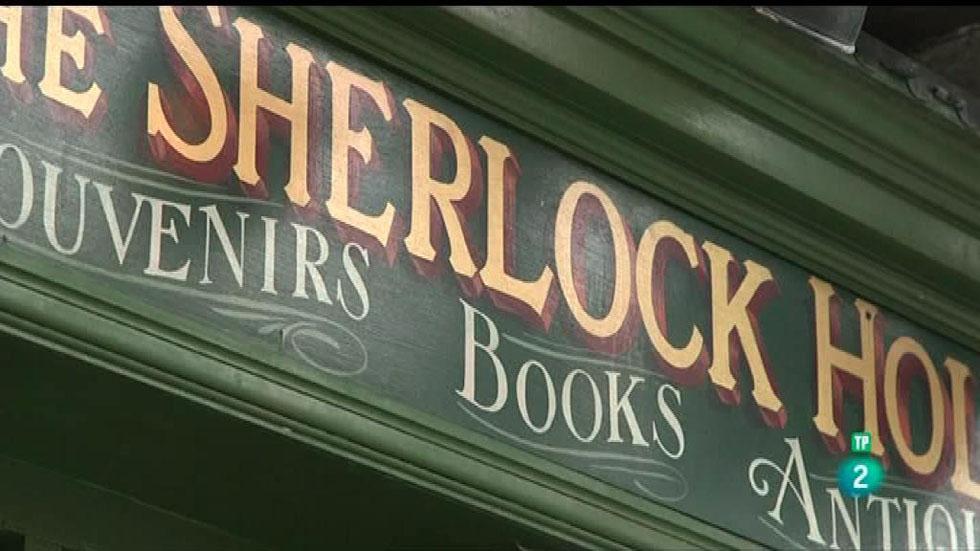 Página Dos - El Londres de Sherlock Holmes