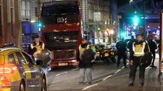 Londres sospecha de un nuevo atentado terrorista y detienen a un sospechoso