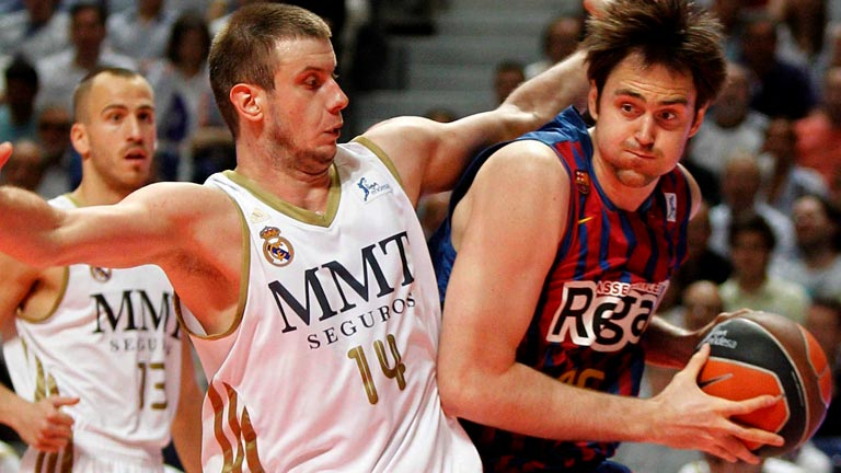 Lorbek MVP de la final de la Liga Endesa