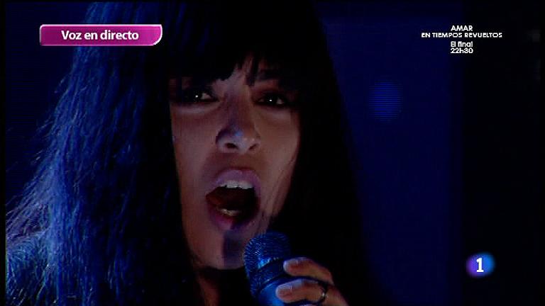 Más Gente - Loreen canta 'Euphoria'