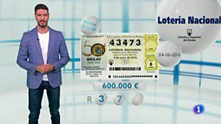 Lotería Nacional - 04/06/16