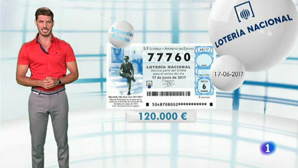 Lotería Nacional - 17/06/17