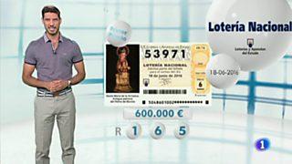 Lotería Nacional - 18/06/16