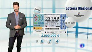 Lotería Nacional - 22/11/14