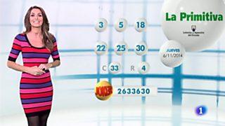 Lotería Nacional + Primitiva - 06/11/14