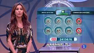 Lotería Nacional + Primitiva - 20/12/12