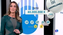 Lotería Nacional + La Primitiva + Bonoloto - 20/01/17