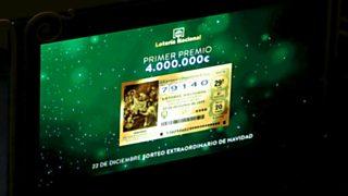 Sorteo de la Lotería de Navidad 2015 - Quinta hora