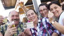Lotería de Navidad 2015: Una administración de Osuna reparte 100 millones del segundo premio