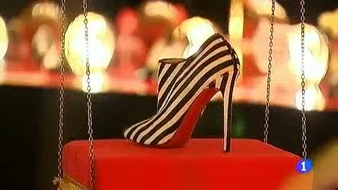 Louboutin y Saint Laurent discuten...por la suela de un zapato