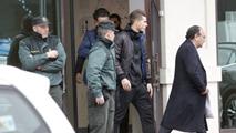 Ir al VideoLucas Hernández, del Atlético de Madrid, en libertad con cargos por presuntos malos tratos