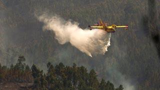Portugal suma refuerzos internacionales a la lucha contra el fuego