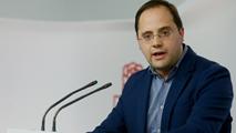 Luena dice que los vetos de Podemos a negociar con Ciudadanos conducen a que gobierne Rajoy