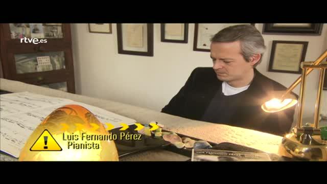 Atención obras -  El pianista Luis Fernando Pérez toca a Falla