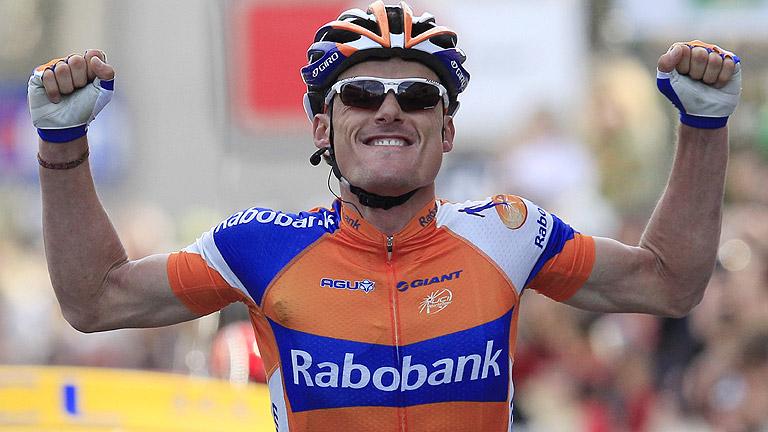 Luis León Sánchez gana la sexta etapa de la París Niza