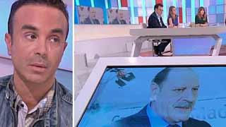 """La mañana - Diego Gómez, exnovio  de Pantoja: """"La justicia va a ser ejemplarizante, que lo sea para todos"""""""