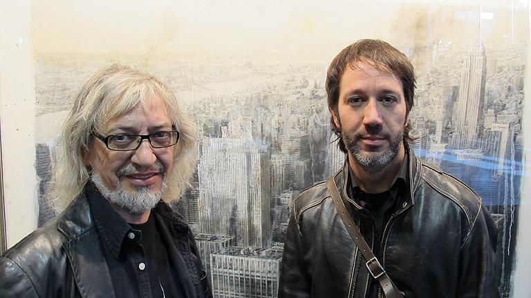 Luis y Romulo Royo presentan 'Malefic Time', un ambicioso proyecto multimedia