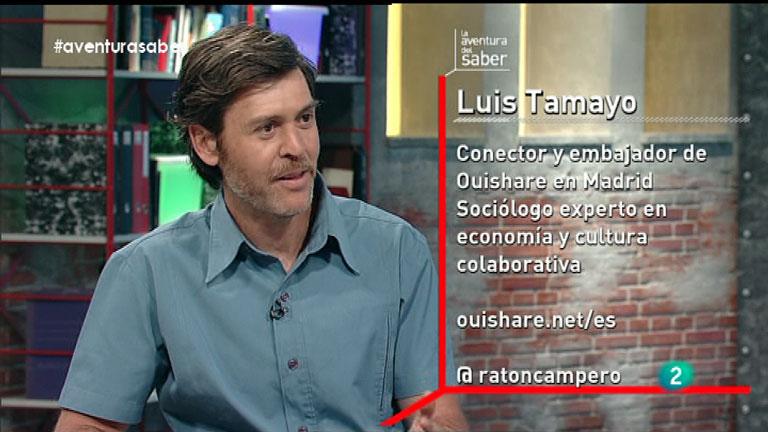 La Aventura del Saber. Luis Tamayo. Community Building