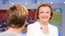 """Ir al VideoLuisa Fernanda Rudi, presidenta de Aragón y candidata del PP:""""El PP en Aragón no tenía ninguna duda de que yo tenía que volver a gobernar"""""""