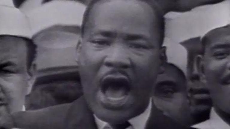 "Martin Luther King: ""Tengo un sueño"""