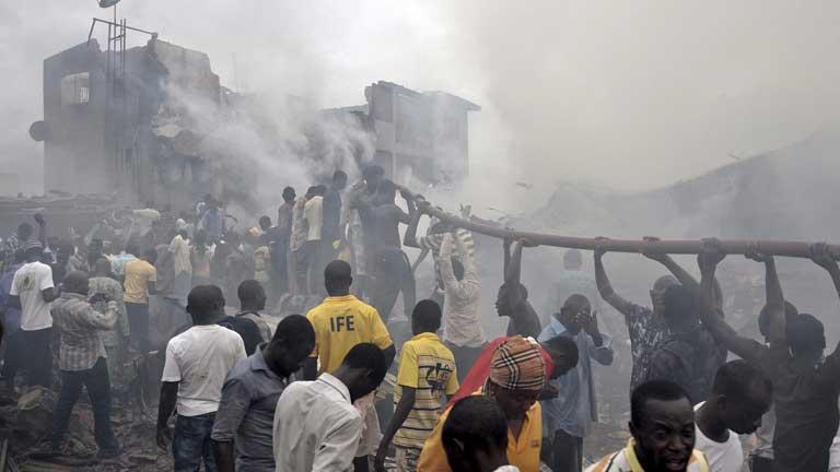 Luto en Niger