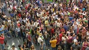 Continúan las macro-oposiciones convocadas por el gobierno vasco