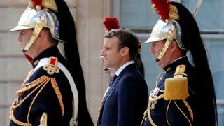 Macron gana con holgura la primera vuelta de las legislativas francesas y se acerca a la mayoría absoluta en la Asamblea