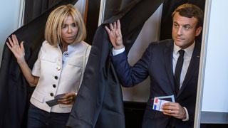 Macron intenta obtener una mayoría en la Asamblea Nacional