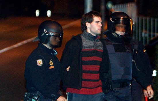 Más de 30 detenidos en una operación contra Segi