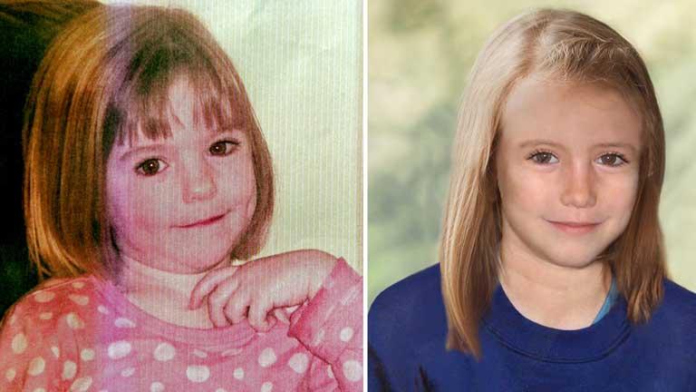 Scotland Yard no descarta que la niña Madeleine McCann continúe viva