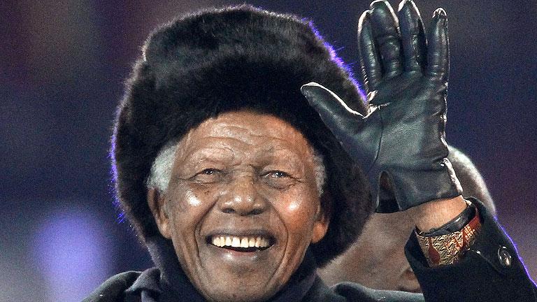 En portada - Madiba