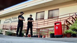 La madre de la niña agredida en un colegio de Palma de Mallorca estudia denunciar al centro