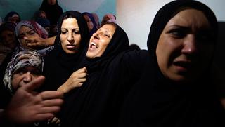 Una madre y su hija fallecen en Gaza tras un bombardeo israelí que destruyó su casa