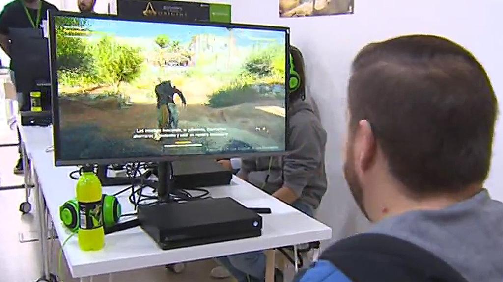 Madrid acoge el FanFest, una cita multitudinaria para probar algunos de los videojuegos más novedosos