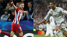 Ir al VideoMadrid y Atlético, en semifinales de la Champions