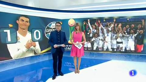 El Madrid, campeón del Mundo 2017
