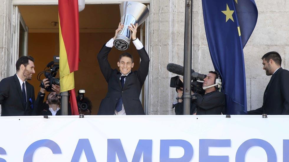 El Madrid celebra la Novena con su afición