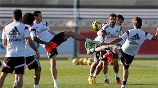 El Madrid defiende el liderato ante el Eibar