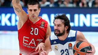 El Madrid gana en Milán y el Baskonia cae en casa