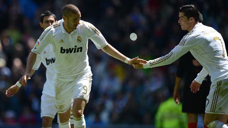 El Madrid domina y gana al Sevilla