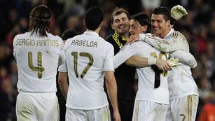 El Madrid pone fin a una racha de 4 años sin ganar al Barça