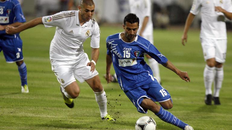 El Madrid vence a Kuwait y regres