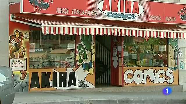 La madrileña Akira Cómics, elegida la mejor tienda de cómics del mundo