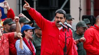 """Maduro convoca a todos los poderes de Venezuela para analizar el """"golpe parlamentario"""" de la oposición"""